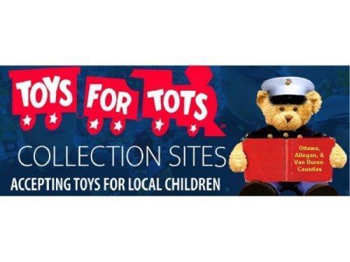 American Legion 2017 Toys For Tots : Marine corps reserve michigan lakeshore toys for tots